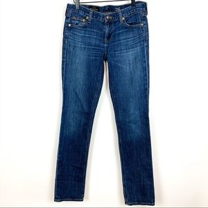 J Crew | Darkwash Matchstick Skinny Jeans